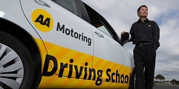 Become an AA driving instructor PROMO