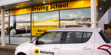 train to be a driving instructor PROMO
