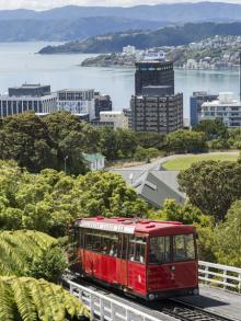 Wellington's Cable Car makes for a great mini excursion.
