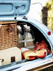 Road trips will go smoother if you get a bit organised
