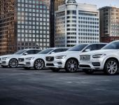 Volvo announce electrification