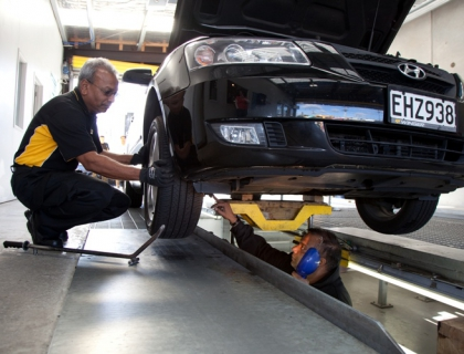 Work With Us Autoservice Repair