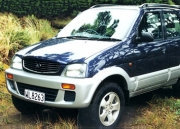 Daihatsu Terios 1997 car review