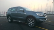 Ford Everest 2016 car review