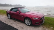 Ford Mustang 2016 car review