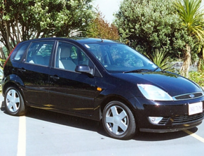 ford fiesta 2004 car review aa new zealand. Black Bedroom Furniture Sets. Home Design Ideas