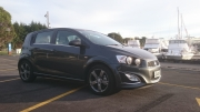 Holden Barina RS 2016 car review