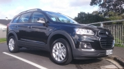 Holden Captiva Equipe 2016 car review