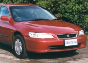 Honda Accord Vti and VTiL 1998 car review