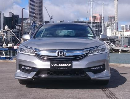 honda accord v6 2016 car review aa new zealand. Black Bedroom Furniture Sets. Home Design Ideas