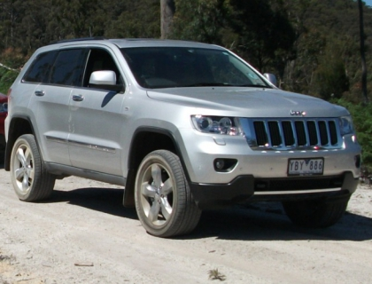 jeep grand cherokee 2011 car review aa new zealand. Black Bedroom Furniture Sets. Home Design Ideas