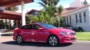 Kia Optima 2016 car review