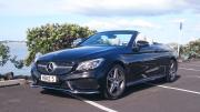 Mercedes-Benz C200 Cabriolet 2016 car review