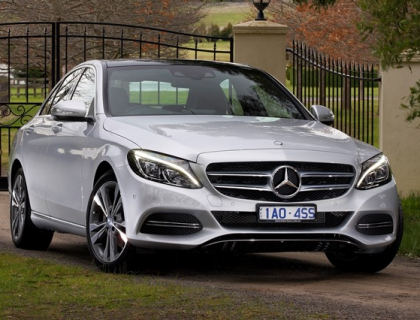 Mercedes benz c class 2014 car review aa new zealand - Mercedes c class coupe 2014 review ...