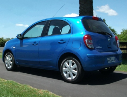 nissan micra 2010 car review aa new zealand. Black Bedroom Furniture Sets. Home Design Ideas