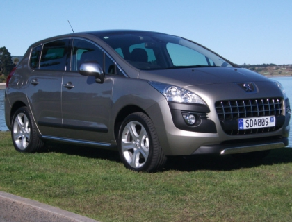 peugeot 3008 2010 car review aa new zealand. Black Bedroom Furniture Sets. Home Design Ideas