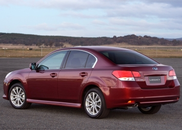 subaru legacy 2009 car review aa new zealand. Black Bedroom Furniture Sets. Home Design Ideas