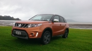 Suzuki Vitara Turbo 2016 car review