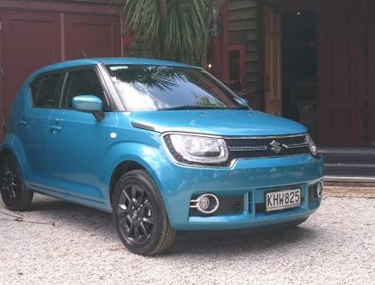 suzuki ignis 2017 car review aa new zealand. Black Bedroom Furniture Sets. Home Design Ideas