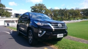 Toyota Fortuner 2016 car review