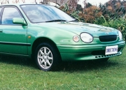 Toyota Corolla 1998 car review