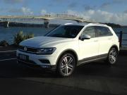 Volkswagen Tiguan 2016 car review