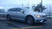 Volkswagen Passat Alltrack 2016 car review