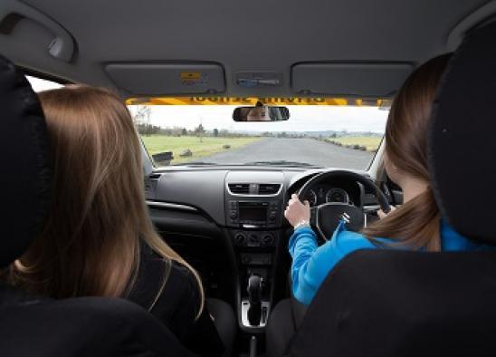 Aa Driving School Teaching Someone To Drive Aa New Zealand