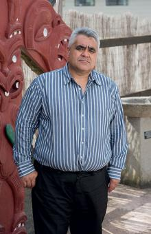Robin Potangaroa learned his family's history by spending time at his marae near Masterton.