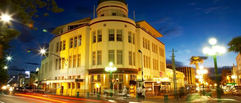 Art Deco Napier David Wall 1