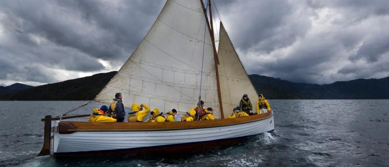 Outward Bound Sailing