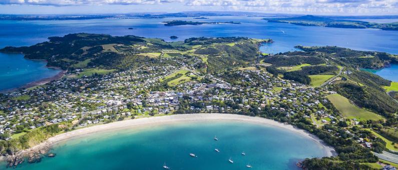 Waiheke Island: a sense of freedom   AA New Zealand