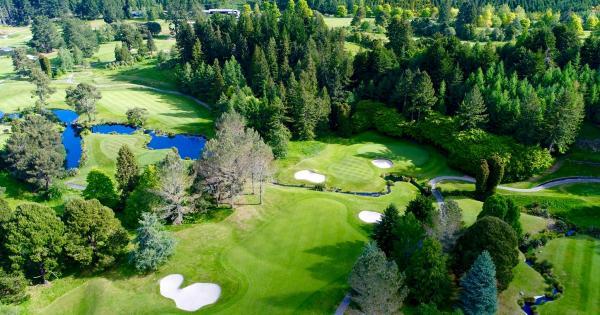 Wairākei Golf Course, Taupō   AA New Zealand