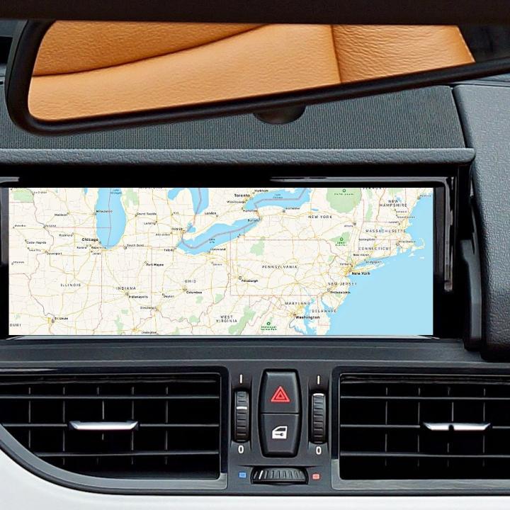 The evolution of in-car sat nav