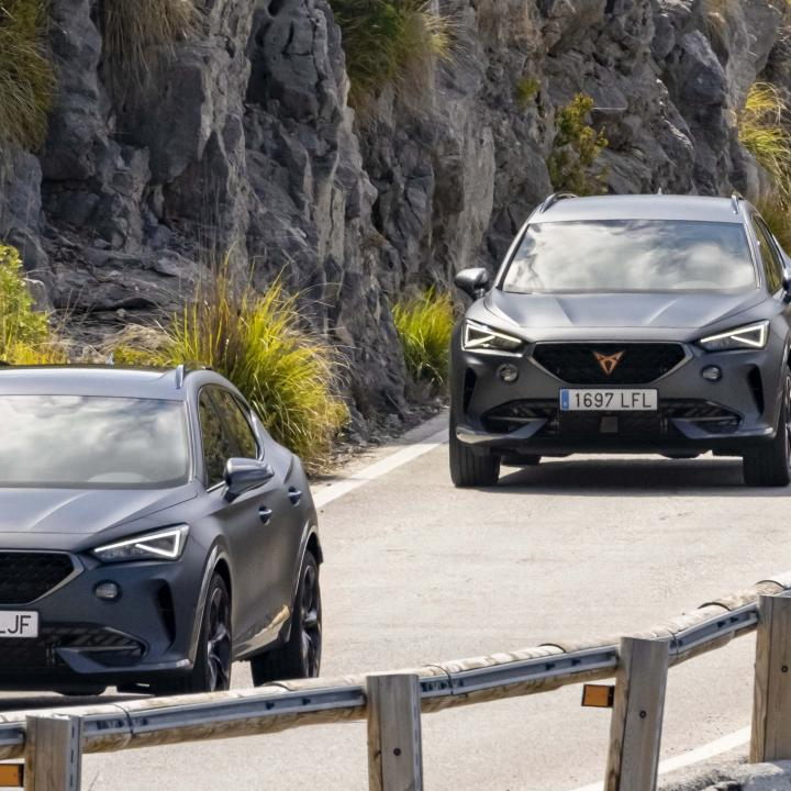 An introduction to the CUPRA Formentor