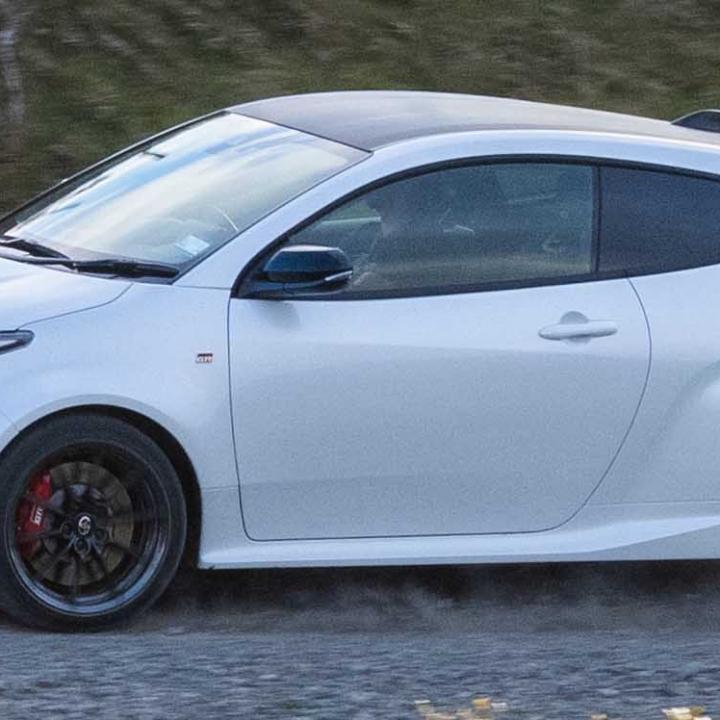 AA Motoring gets a taste of Toyota's new GR range