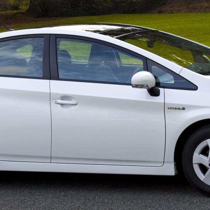 Buying a used hybrid hatch