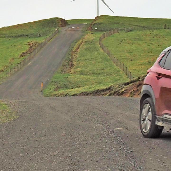 Hyundai Kona Electric SUV with 400km range debuts in NZ