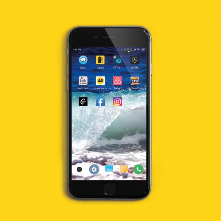 Mobile apps for the modern motorist