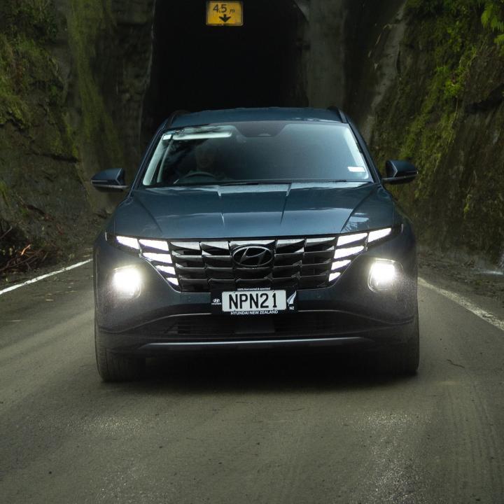 All-new Hyundai Tucson hits NZ