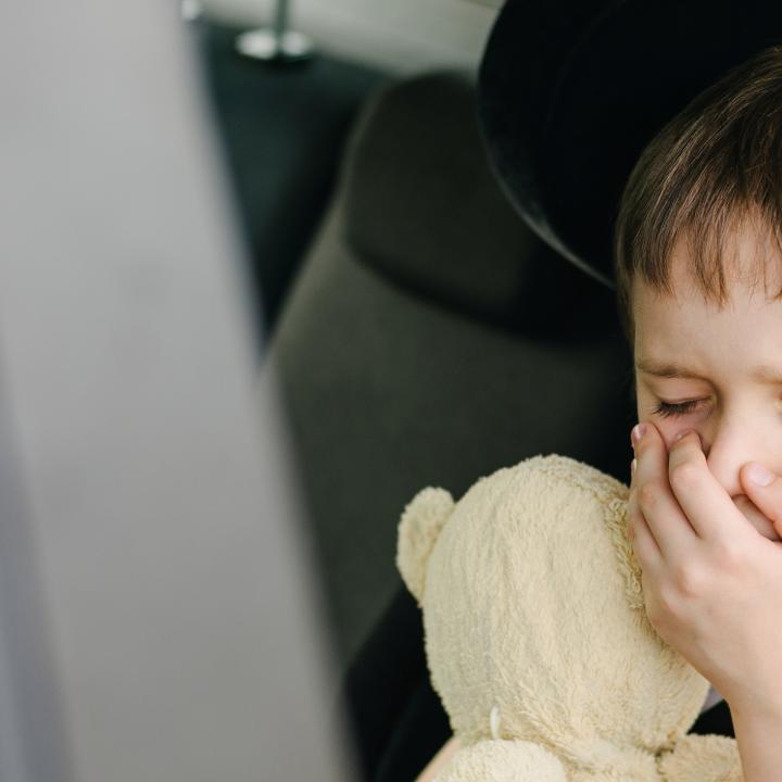 Five tips to combat car sickness