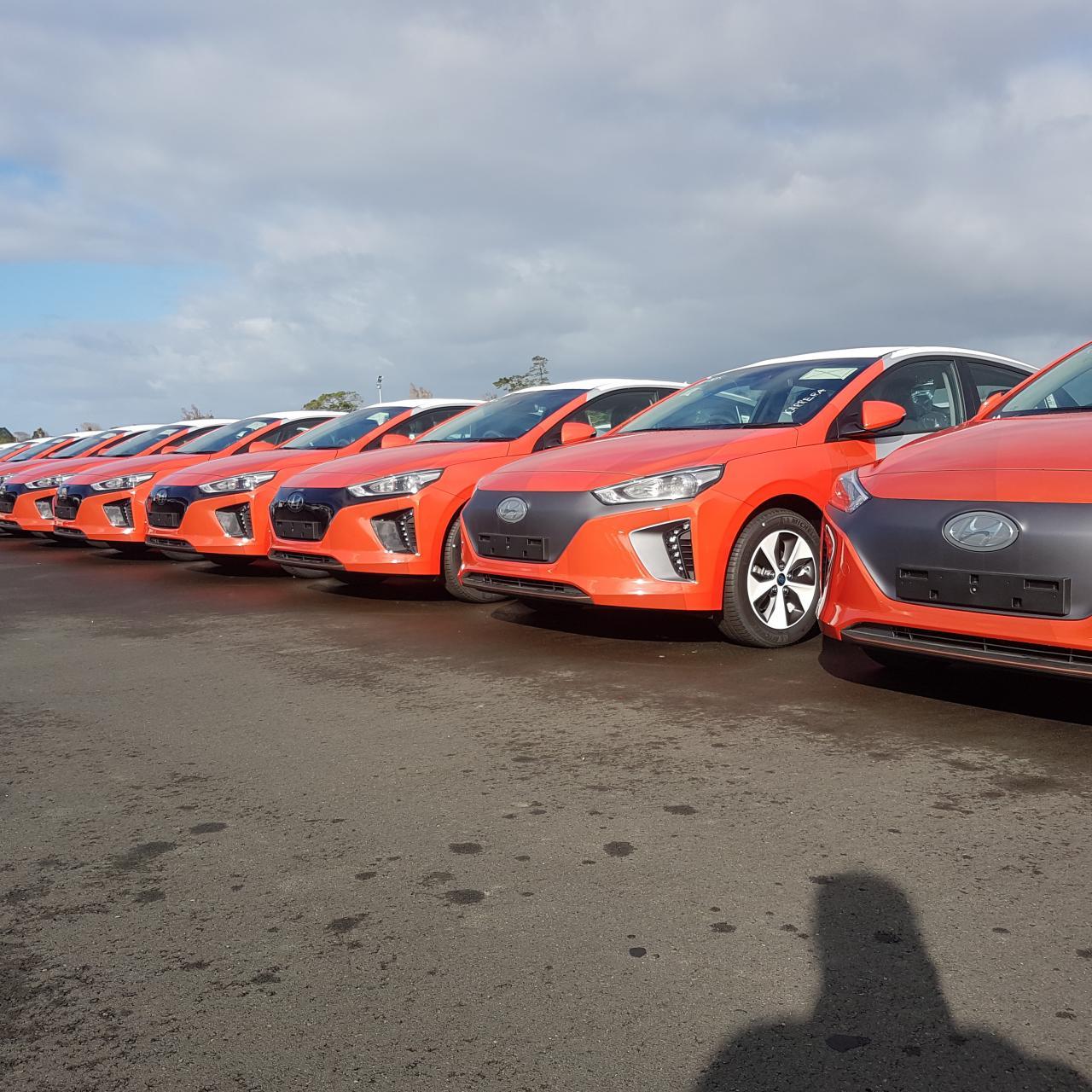 Westpac taking charge with EV fleet | AA New Zealand