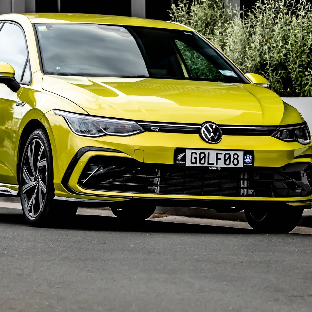 Eighth-gen VW Golf lands in NZ