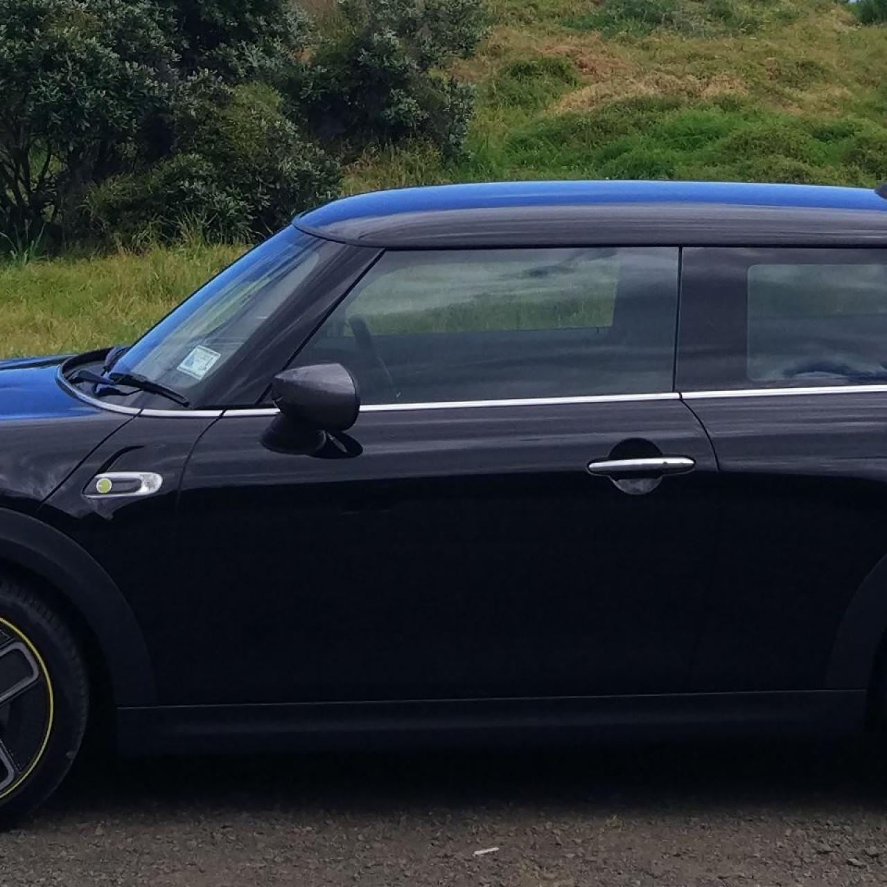 Charging ahead in the new MINI EV Hatch