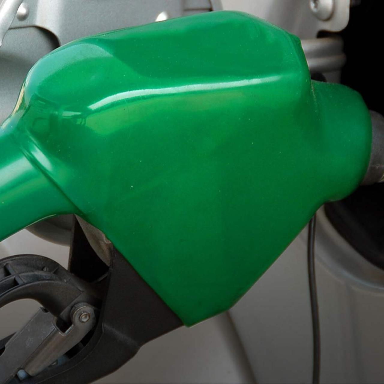 January petrol and diesel prices
