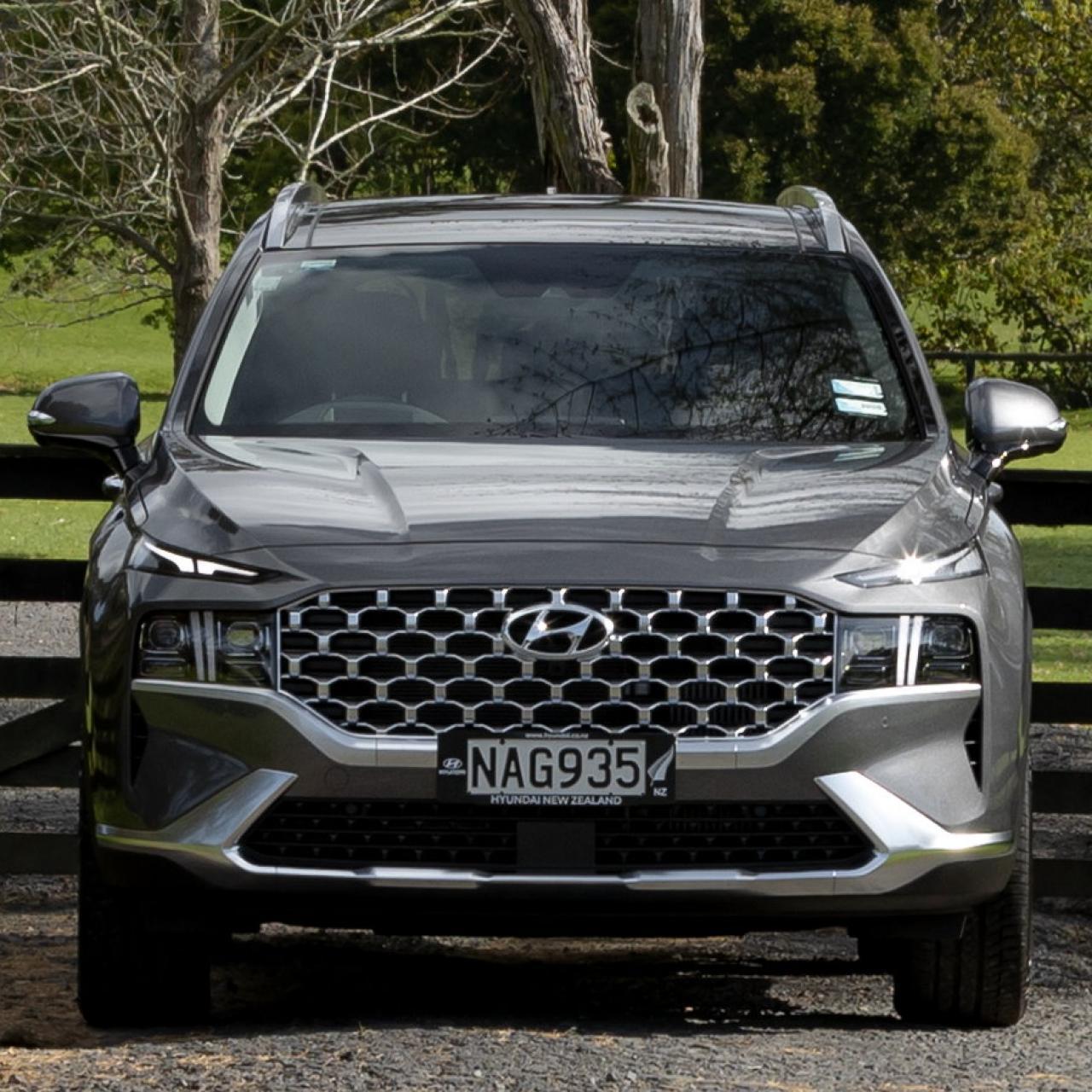 All-new Hyundai Santa Fe launch