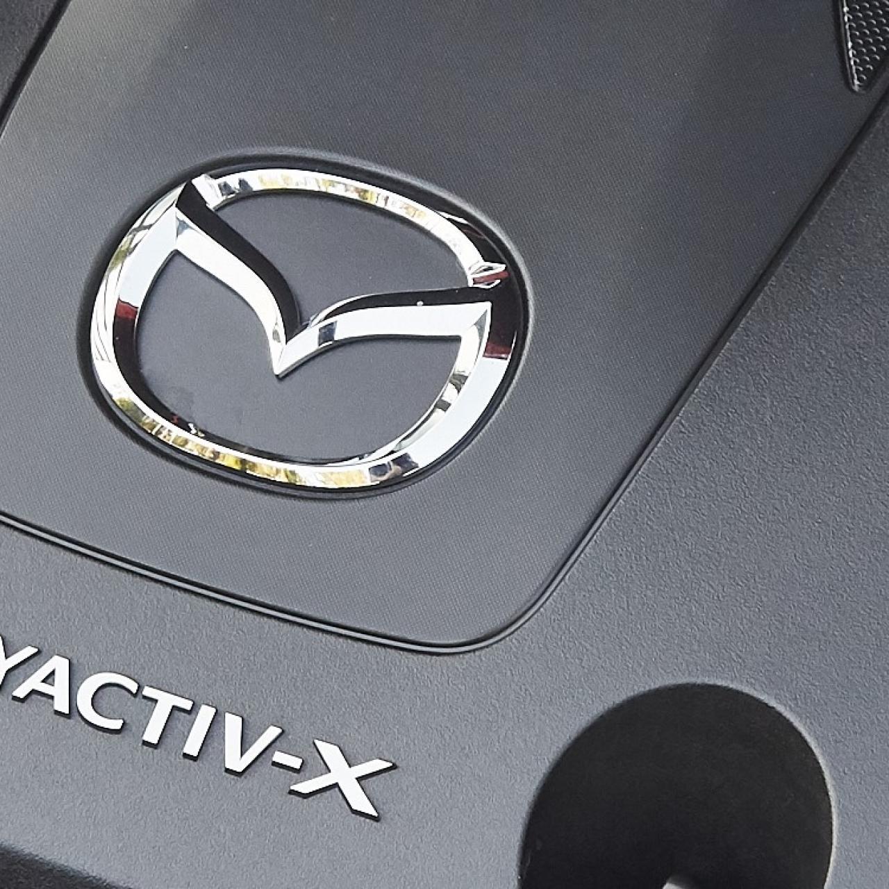 Mazda's Skyactiv-X engine lands in NZ