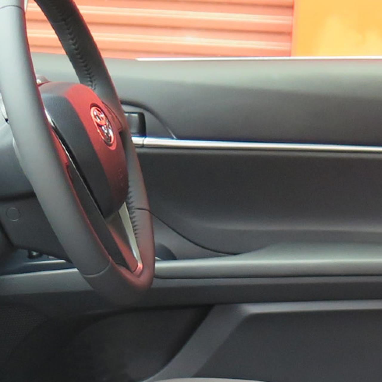Sharper, smarter Toyota Camry