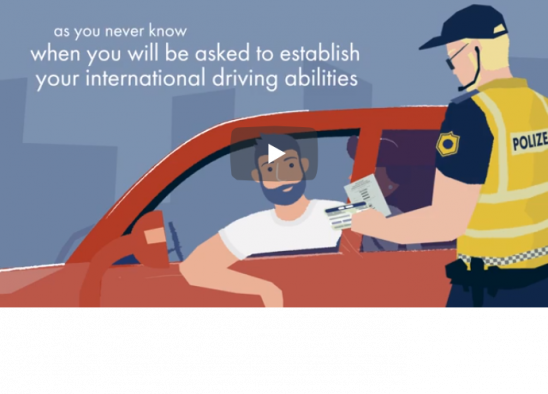 International Driving Permits For Driving Overseas | AA New