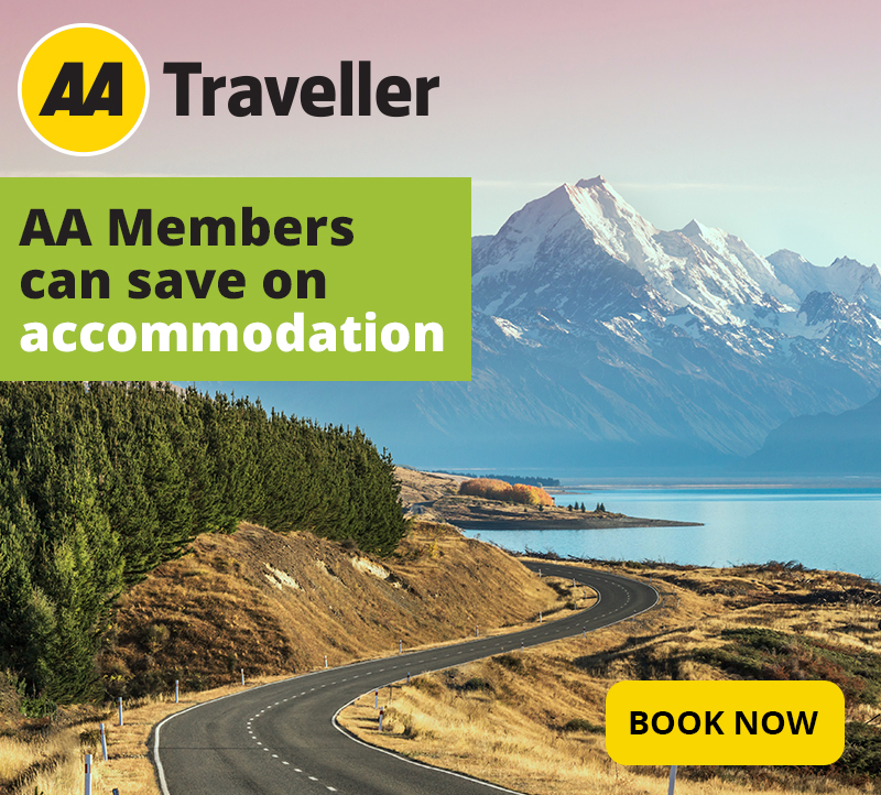 AA Members can save on accommodation